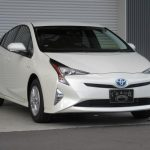 Toyota Prius S Hybrid from Japan