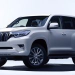 Import Brand New Toyota Land Cruiser Prado From Japan.