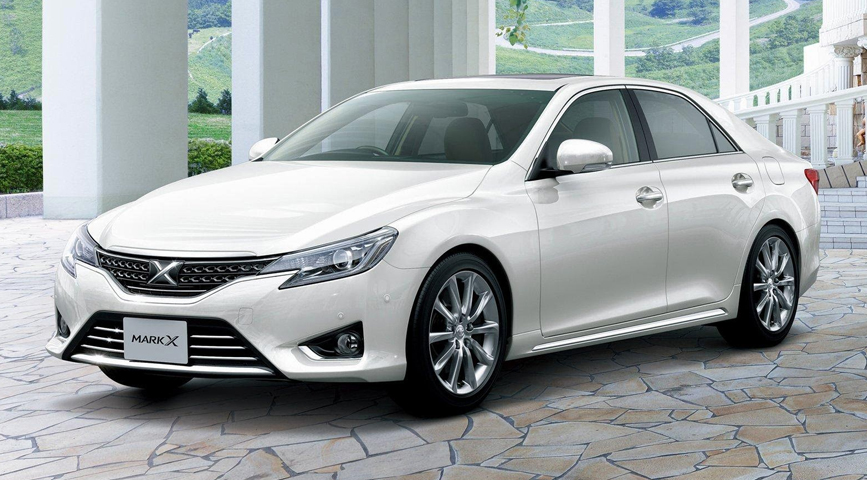 Toyota Mark X for Jamaica