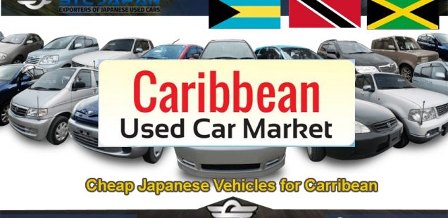 Top 5 Japanese Used Vehicles for Carribean Market