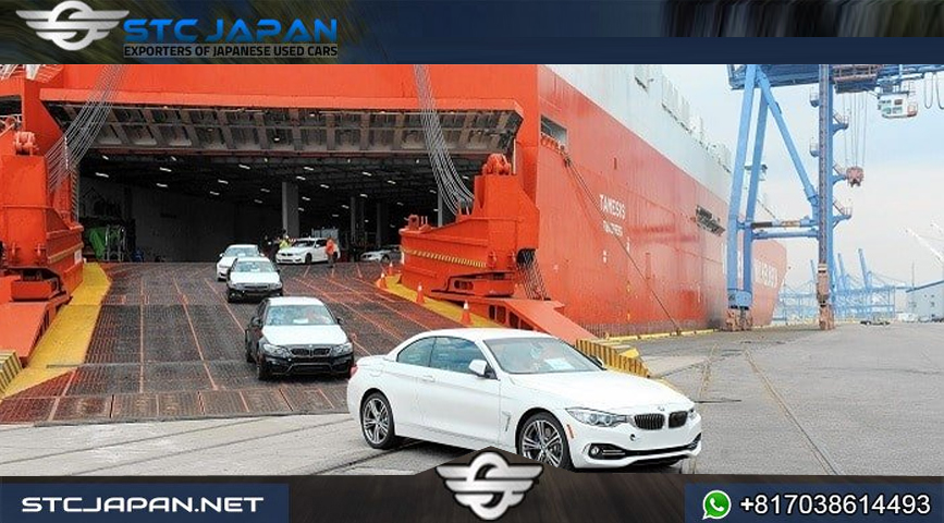 Import Cars to Cyprus from Japan