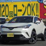 Toyota CHR GT 2017