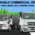 This week affordable Japanese commercial vehicle from STC JAPAN