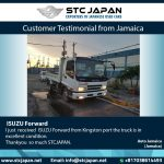 Customer Voice from Jamaica - Japanese Vehicles