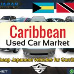 Import Japanese Cars in Jamaica