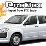 Import Toyota Probox Van from STC Japan