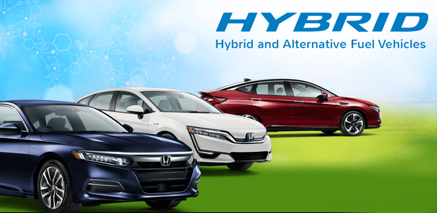 Top 5 Hybrid Vehicles from Japan