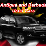Top 5 Best Selling Japanese Cars in Antigua and Barbuda