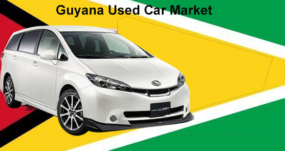 Top 5 Japanese cars for Guyana
