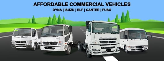 affordable Commercial vehicles