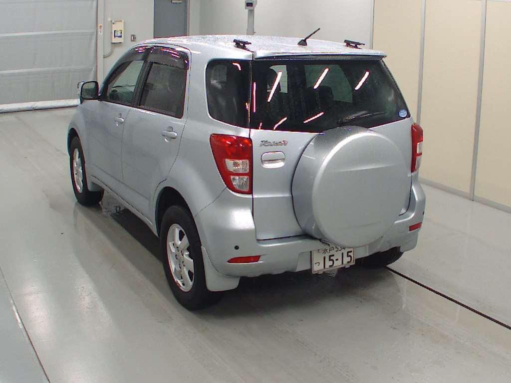 Toyota Rush 2006 – Toyota Rush G for Sale – Stock No  508