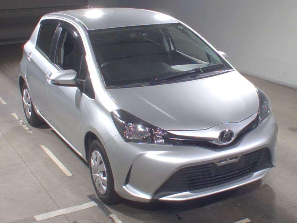 Toyota Vitz 2014 - Toyota Vitz F for Sale - Stock No. 360 ...