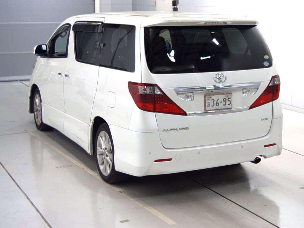 Kelebihan Toyota Alphard 2008 Murah Berkualitas