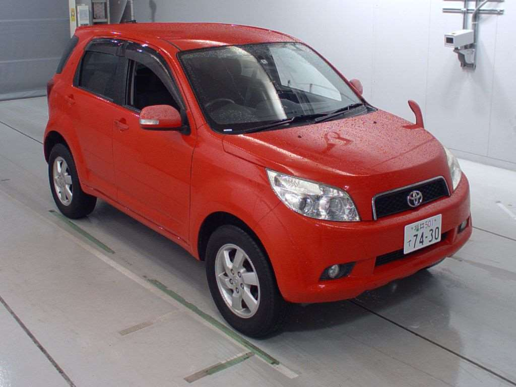 Kelebihan Toyota Rush 2008 Spesifikasi