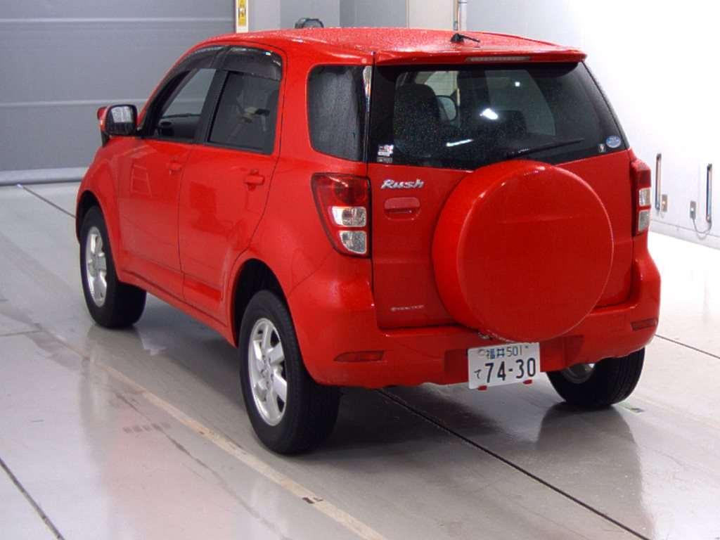 Kelebihan Kekurangan Toyota Rush 2008 Tangguh