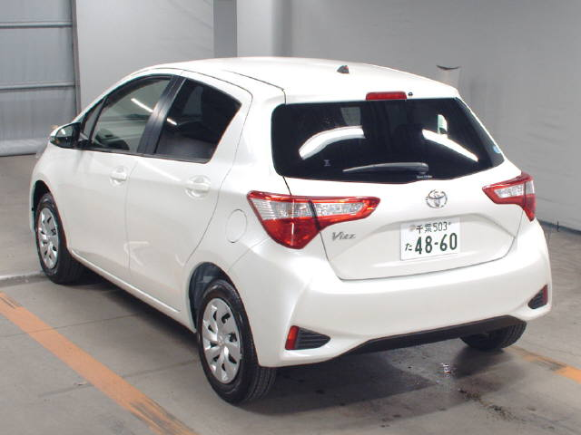 BMW 507 For Sale >> Toyota Vitz 2017 – Toyota Vitz F for Sale – Stock No. 507 – STC Japanese Used Cars
